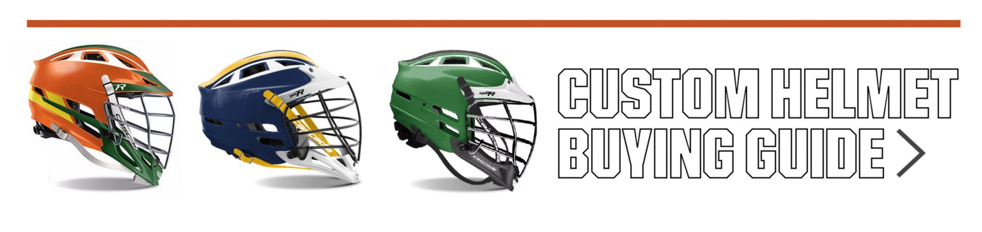 Custom Lacrosse Helmet Buying Guide - Learn More