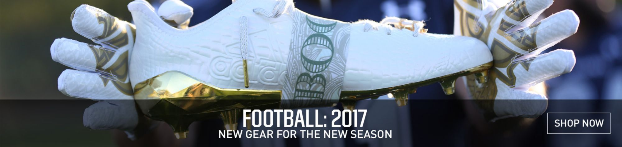 Football New Arrivals