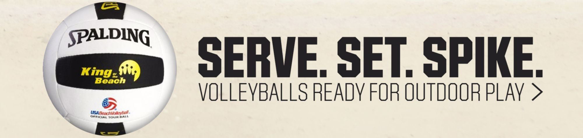 Outdoor Volleyballs