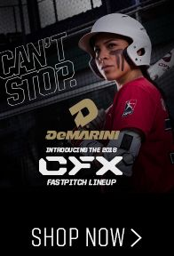 DeMarini 2018 CFX Series Fastpitch Bats