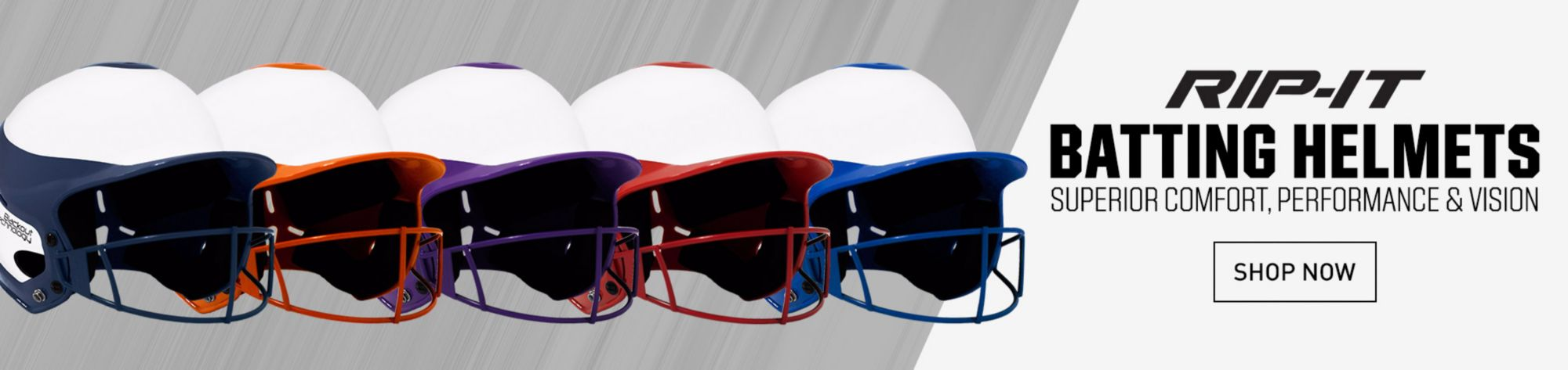 RIP-IT Fastpitch Batting Helmets