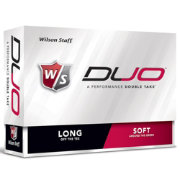 Wilson Staff Duo Golf Balls - Prior Generation
