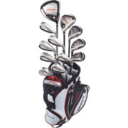 Top Flite Aero 19-Piece Complete Set – (Graphite/Steel)