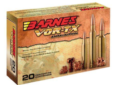 Barnes 300 Weatherby Bullets