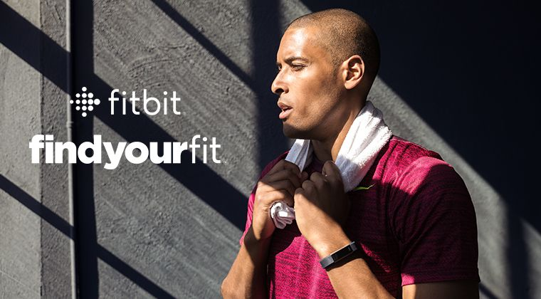 fitbit - find your fit