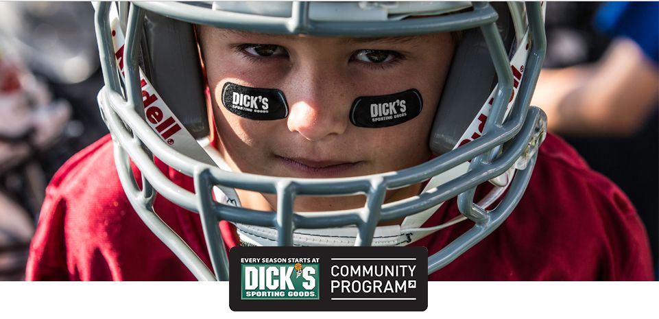 DICK S Sporting Goods Community Program 20f7f0f79