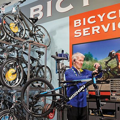 Bike Services at DICK'S Sporting Goods