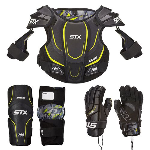 STX Stallion 200 3-Piece Lacrosse Package