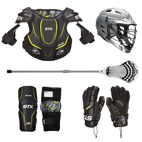 STX Stallion 200 5-Piece Lacrosse Package