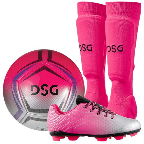 DSG Youth Ocala Soccer Package - Pink