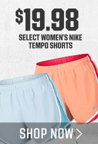 Nike Women's 3'' Dry Tempo Running ShortsProtection and Extended Service PlansYour Pickup LocationSale & Shipping RestrictionsSale & Shipping RestrictionsNike Apparel Size Charts