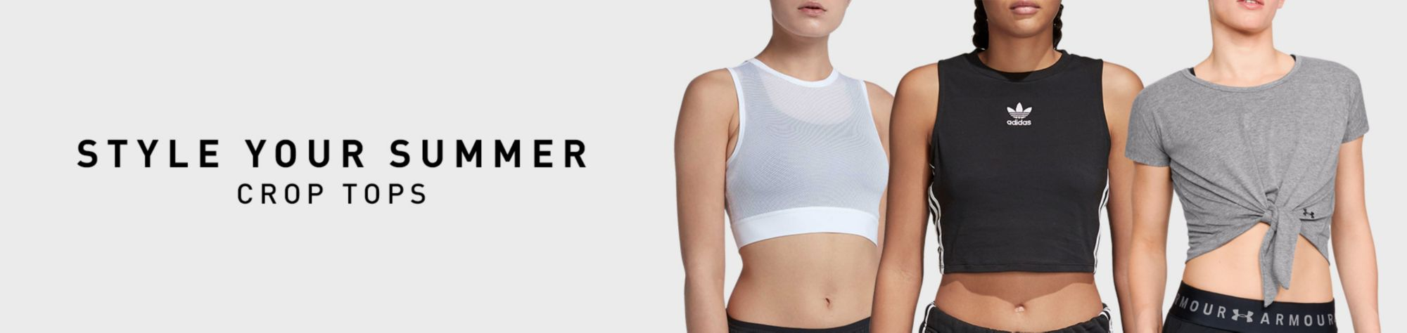 Style Your Summer Crop Tops