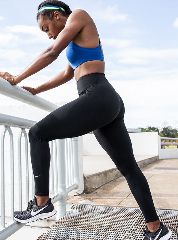 Full-Length Leggings - Shop Now
