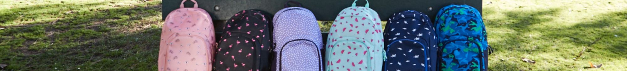 NEW DRIVERS: BACKPACK FINDER
