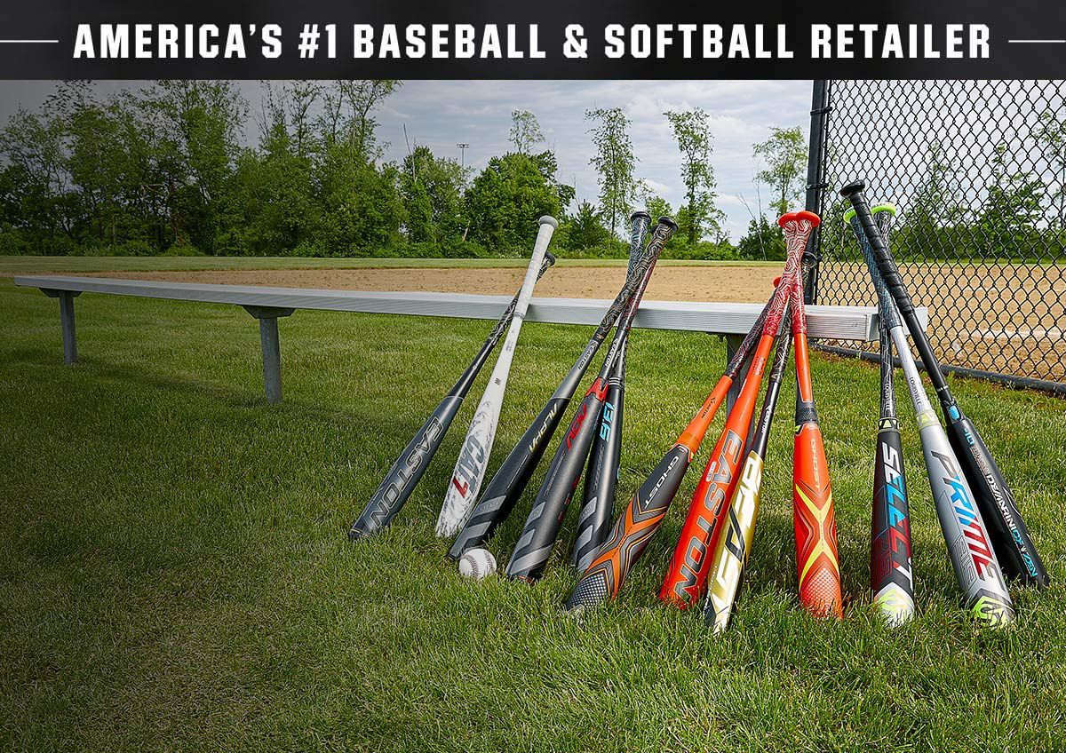 Up to 40% Off Closeout Bats Collection