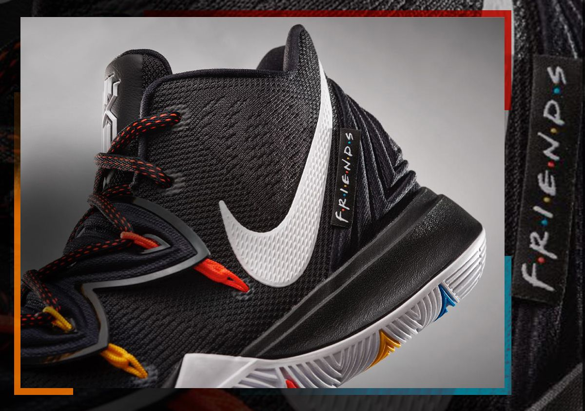 Kyrie 'Friends' Basketball Shoes & Apparel