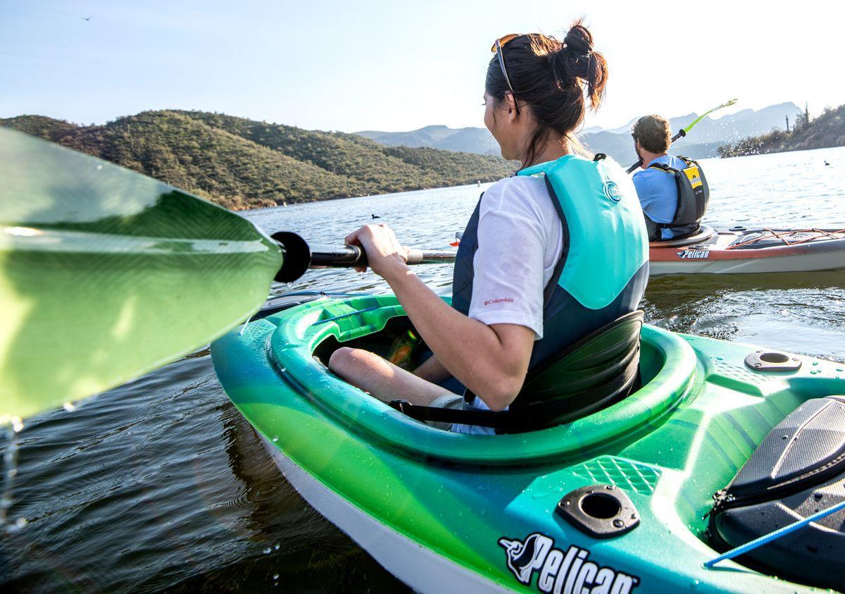 Kayak & Paddle Deals