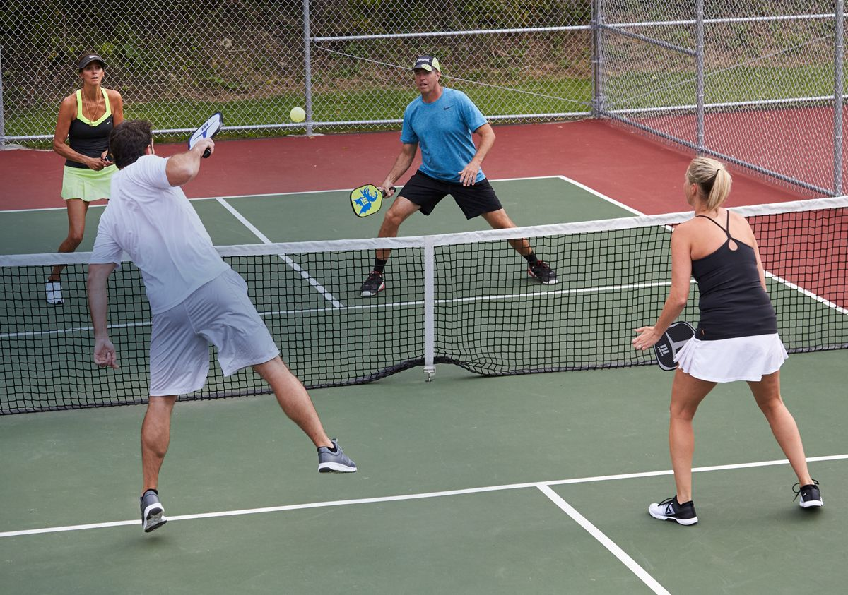 Monarch Pickleball