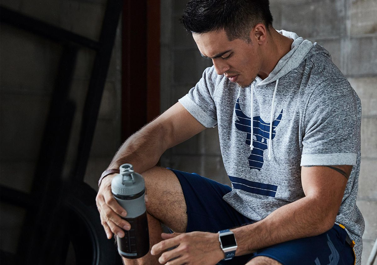 Under Armour Project Rock Collection