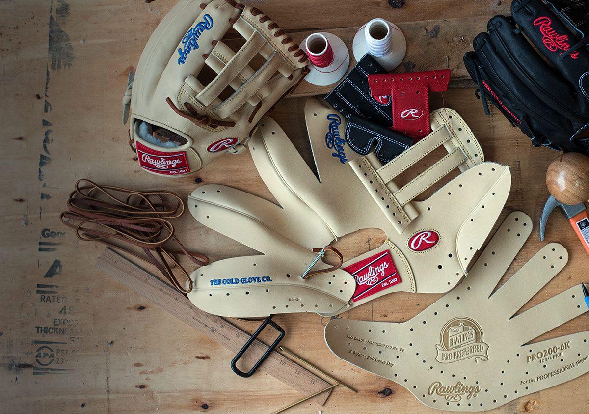 Rawlings Custom Gloves