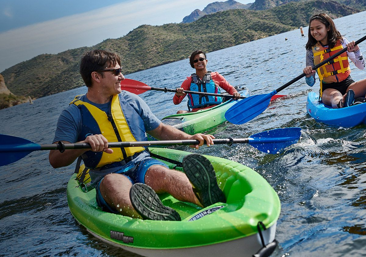 Up to $200 Off Select Kayaks