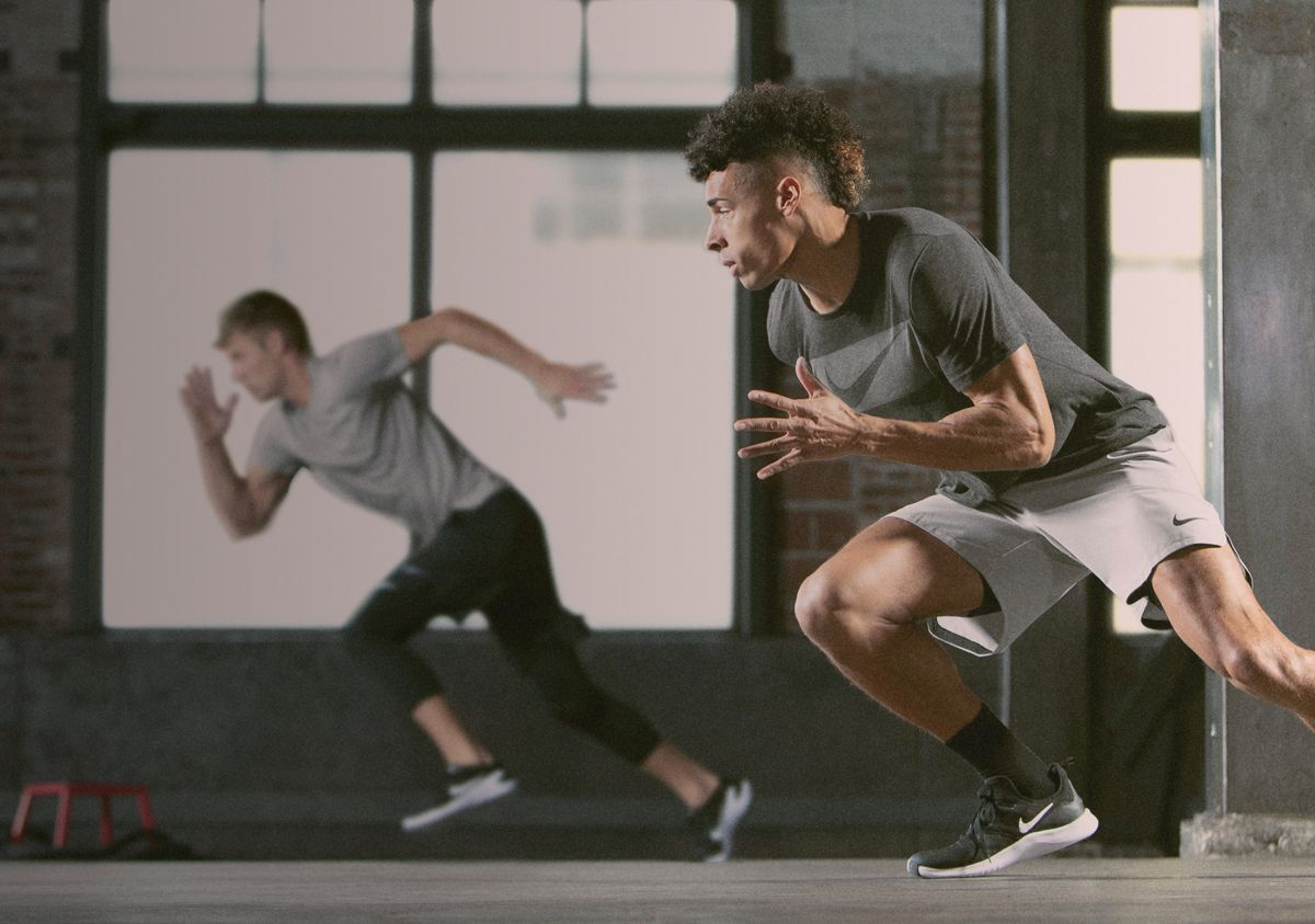 Turn Up the Intensity in Nike Hyper Dry 2.0