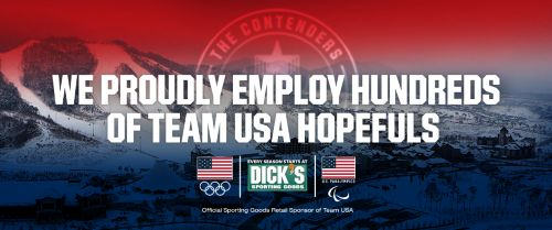 We Proudly Employ Hundreds of Team USA Hopefuls