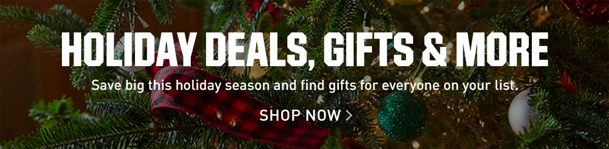 Holiday Deals, Gifts & More