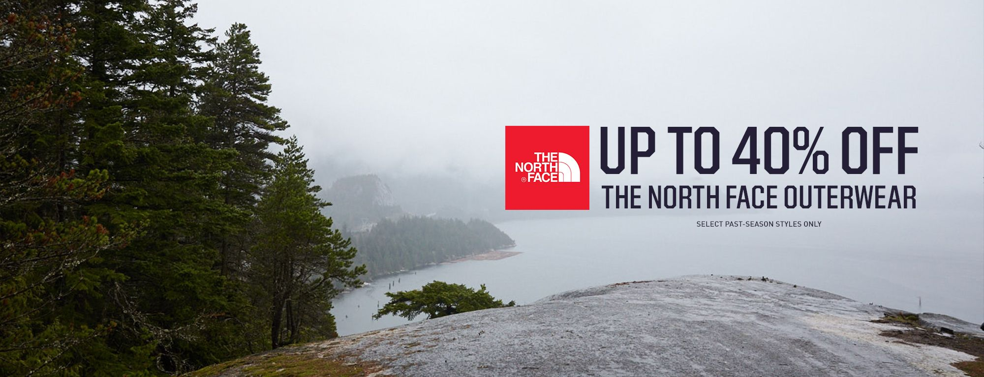 Up to 40% off The North Face Outerwear - Shop Now