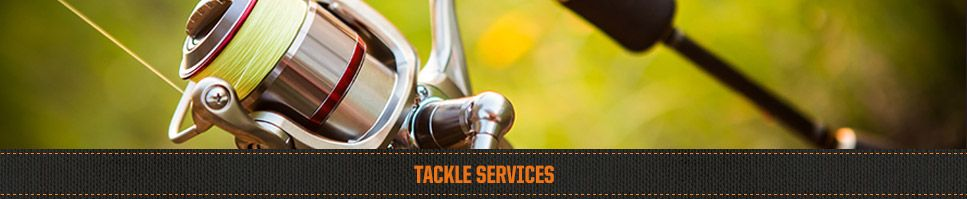 Tackle Services | Field & Stream