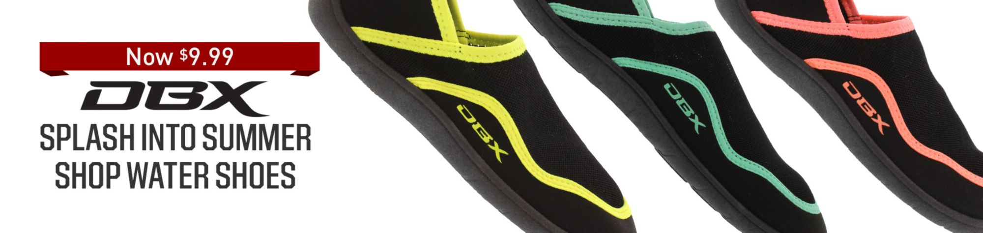 DBX Watershoes