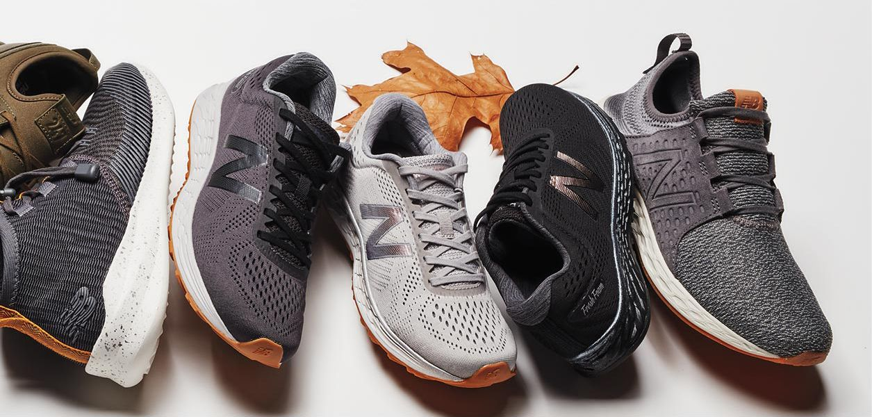 Shop New Balance Men's and Women's Footwear