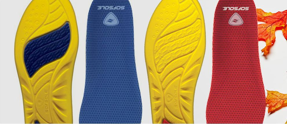 Shop Insoles for Footwear