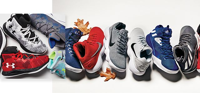 Shop Basketball Shoes