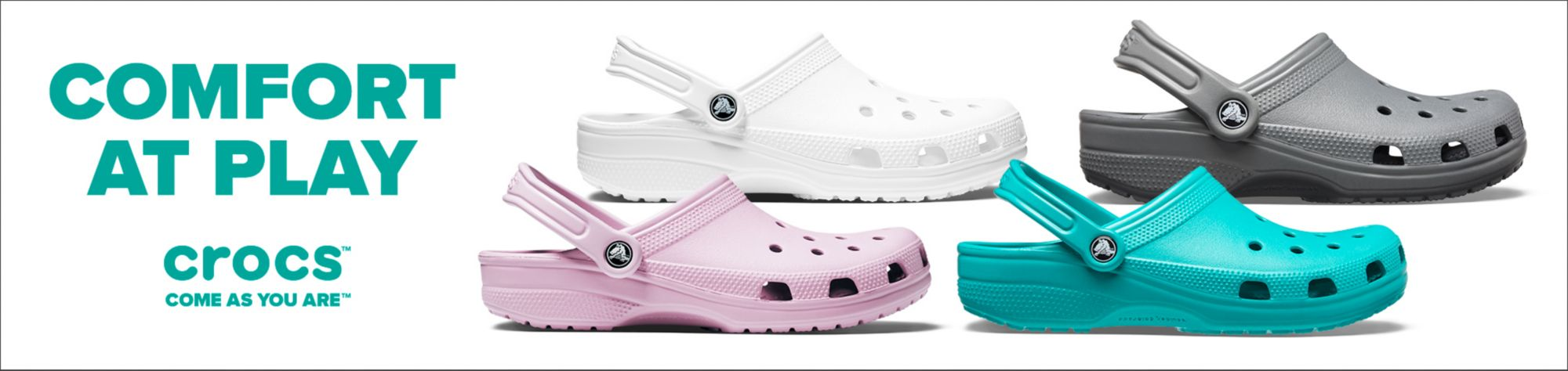 Comfort at Play - Crocs - Shop Now