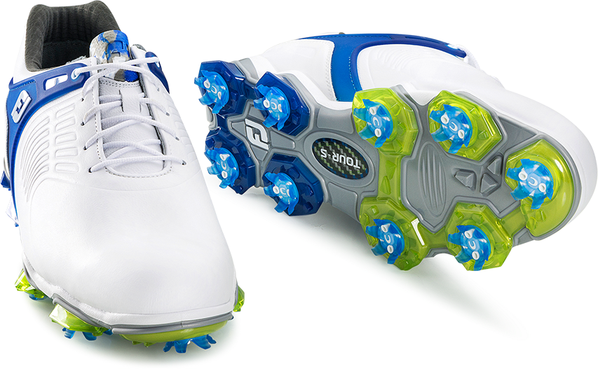 Exploded View of Footjoy Tour-S