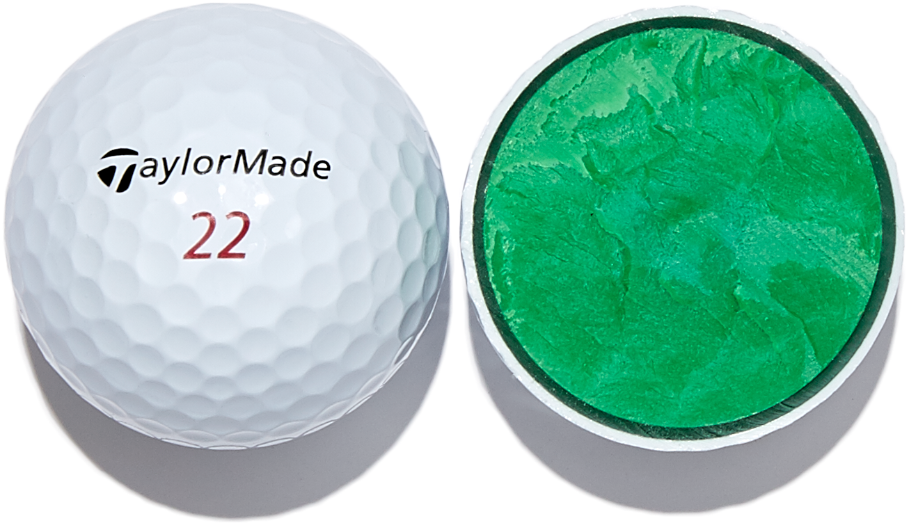 best golf balls for seniors should have a double layered constructions design