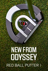 New Odyssey Red Ball Putter - Shop Now