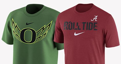 Shop NCAA Preseason Gear