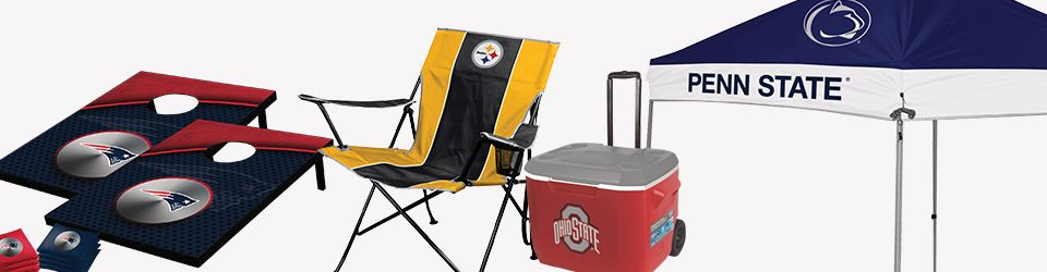 Shop NCAA Tailgate Gear