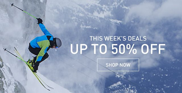 Winter Deals - Take Up To 50% off