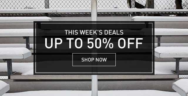 Up to 50% off This Weeks Deals - Shop Now