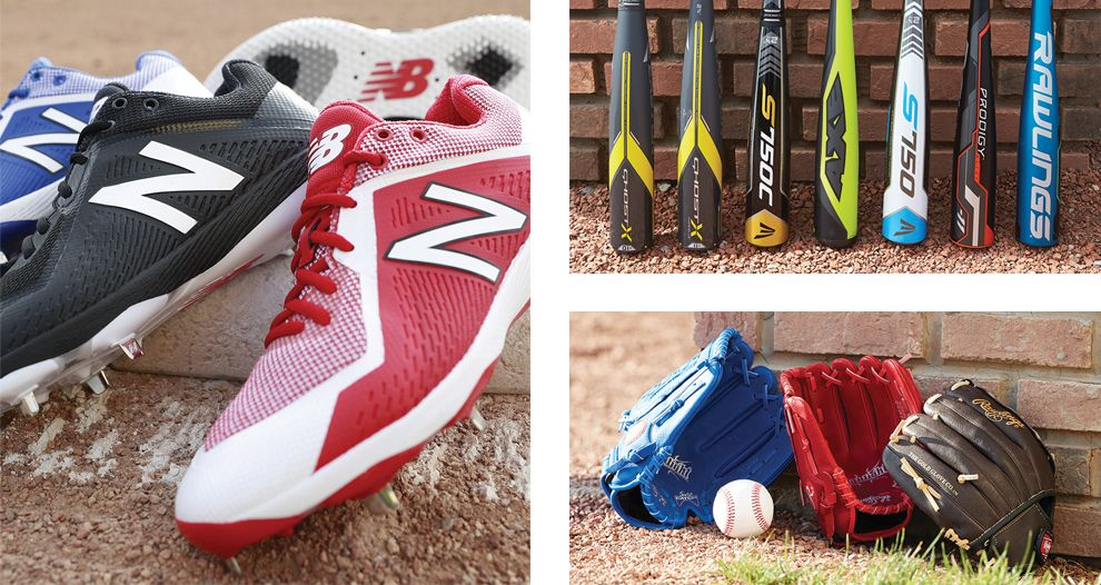 Baseball and Softball - Shop Now