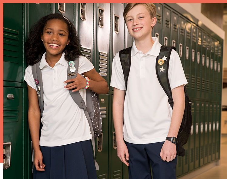 Shop BOGO School Uniforms