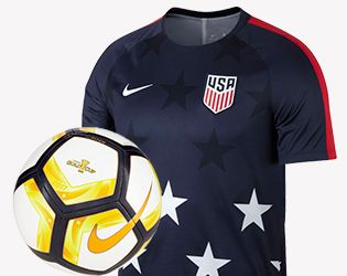Shop Nike Gold Cup Gear