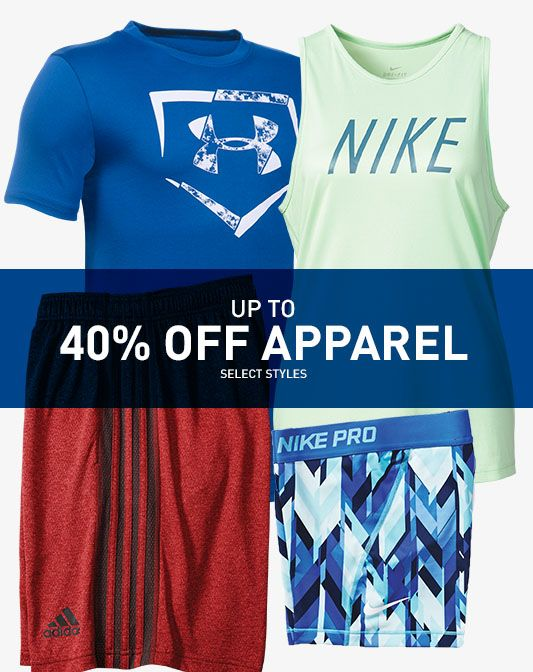 Shop Apparel Deals