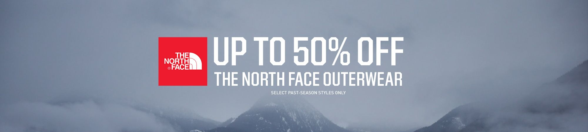 Up to 50% off The North Face Outerwear - Shop Now