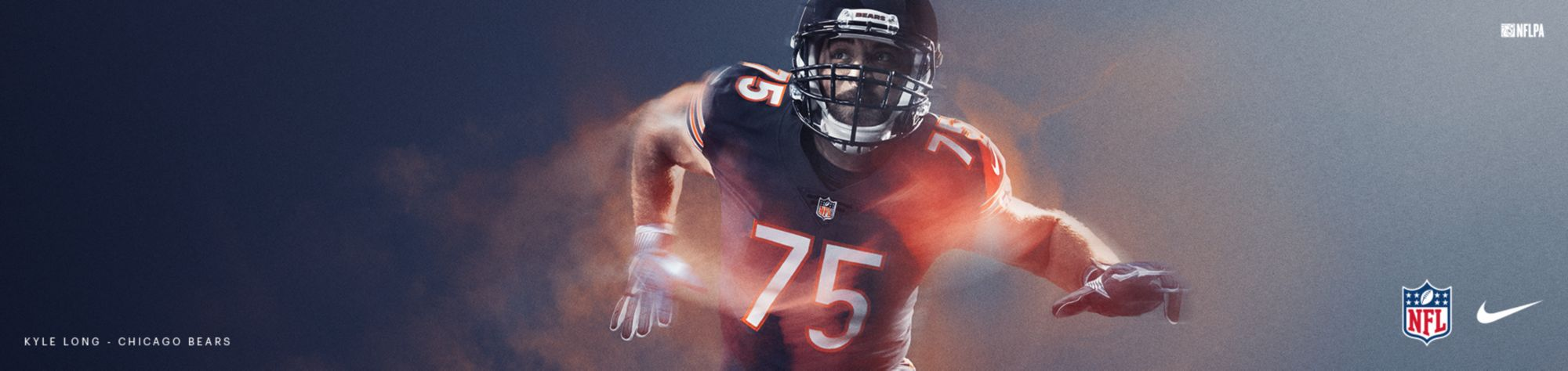 Color Rush Jerseys - Chicago Bears