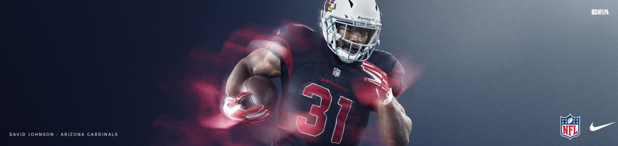 Color Rush Jerseys - Arizona Cardinals
