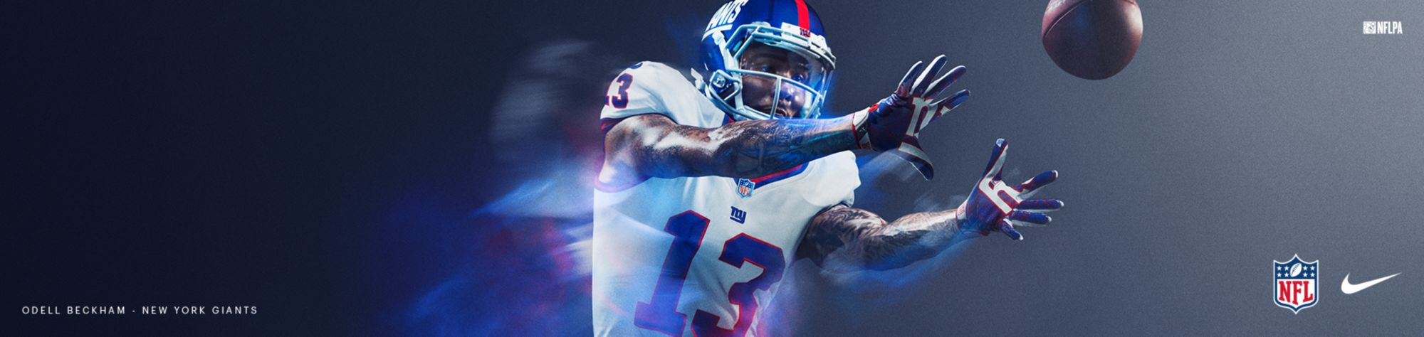 Color Rush Jerseys - New York Giants